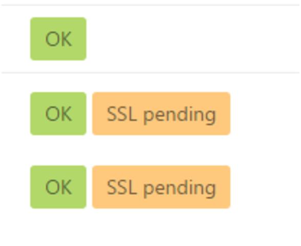 ssl pending